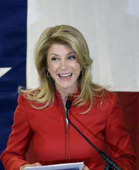 Wendy Davis has slammed Abbott for not answering whether he would have ...