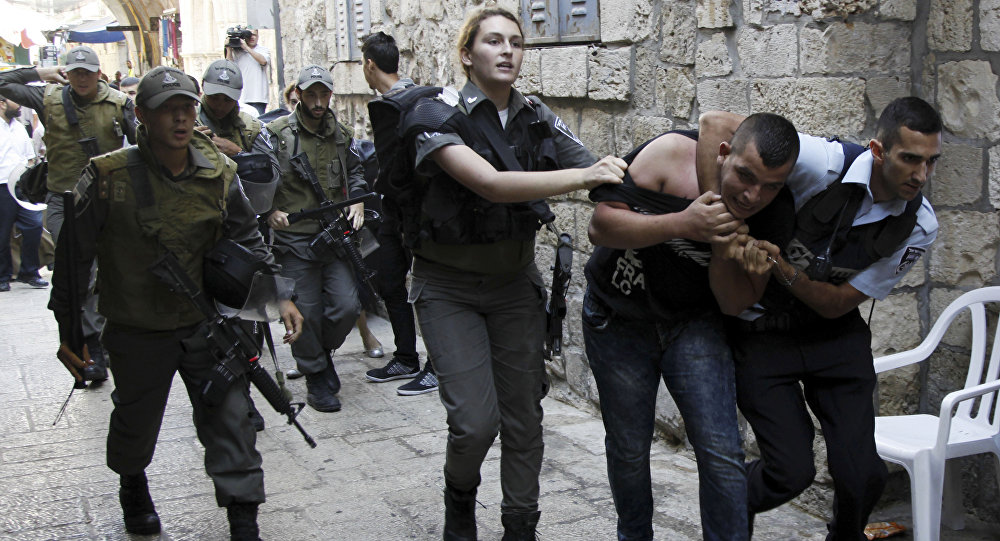 Joint Report Estimates that 590 Palestinians Arrested in ...