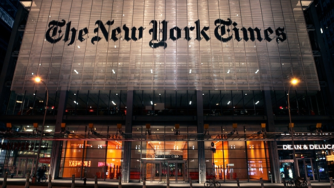 New York Times Op-Ed Blames Christians, Not China, For Spread Of Wuhan Coronavirus…