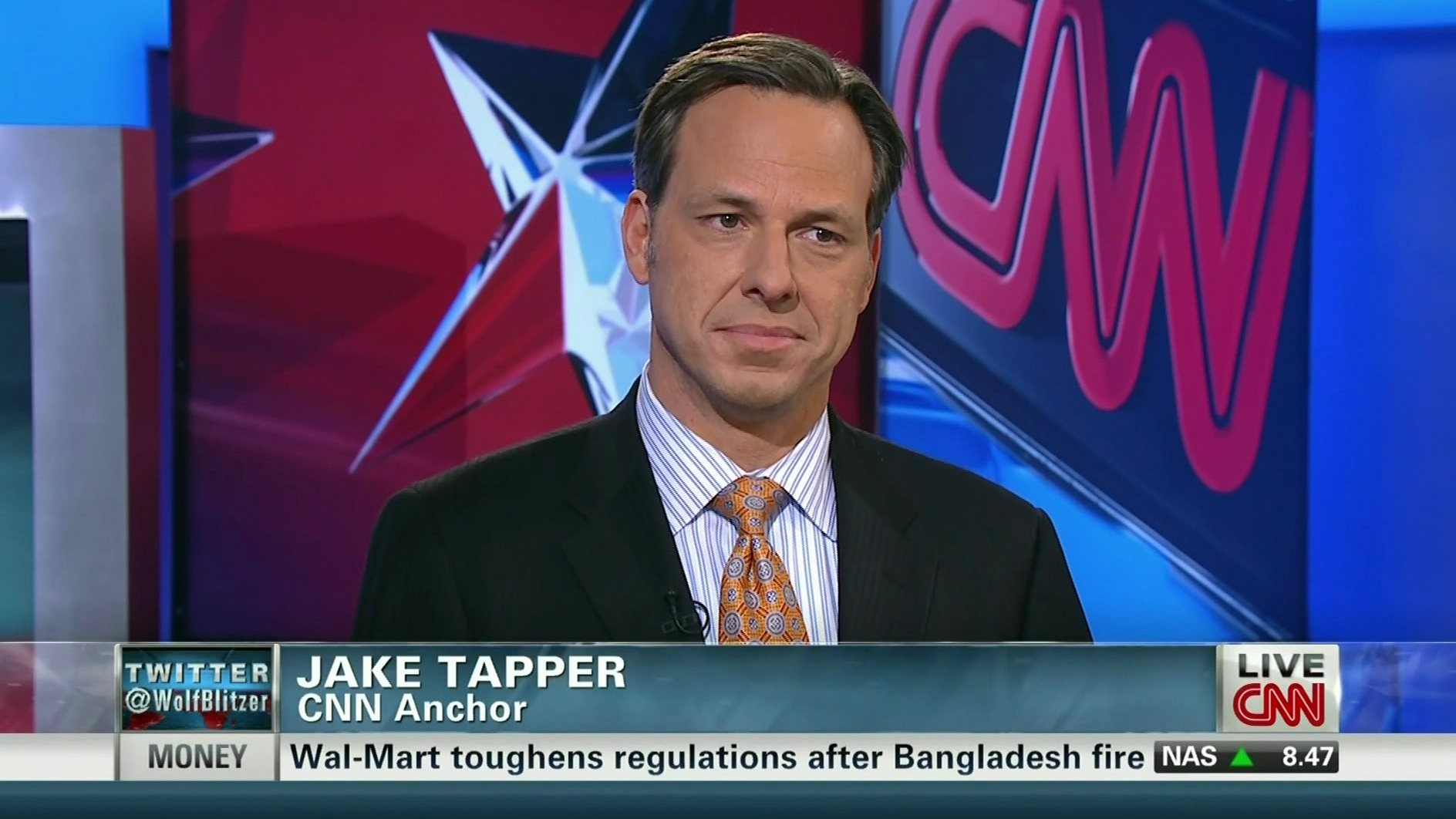 CNN's Tapper Accuses Fox News of Lying About His 'Allahu ...