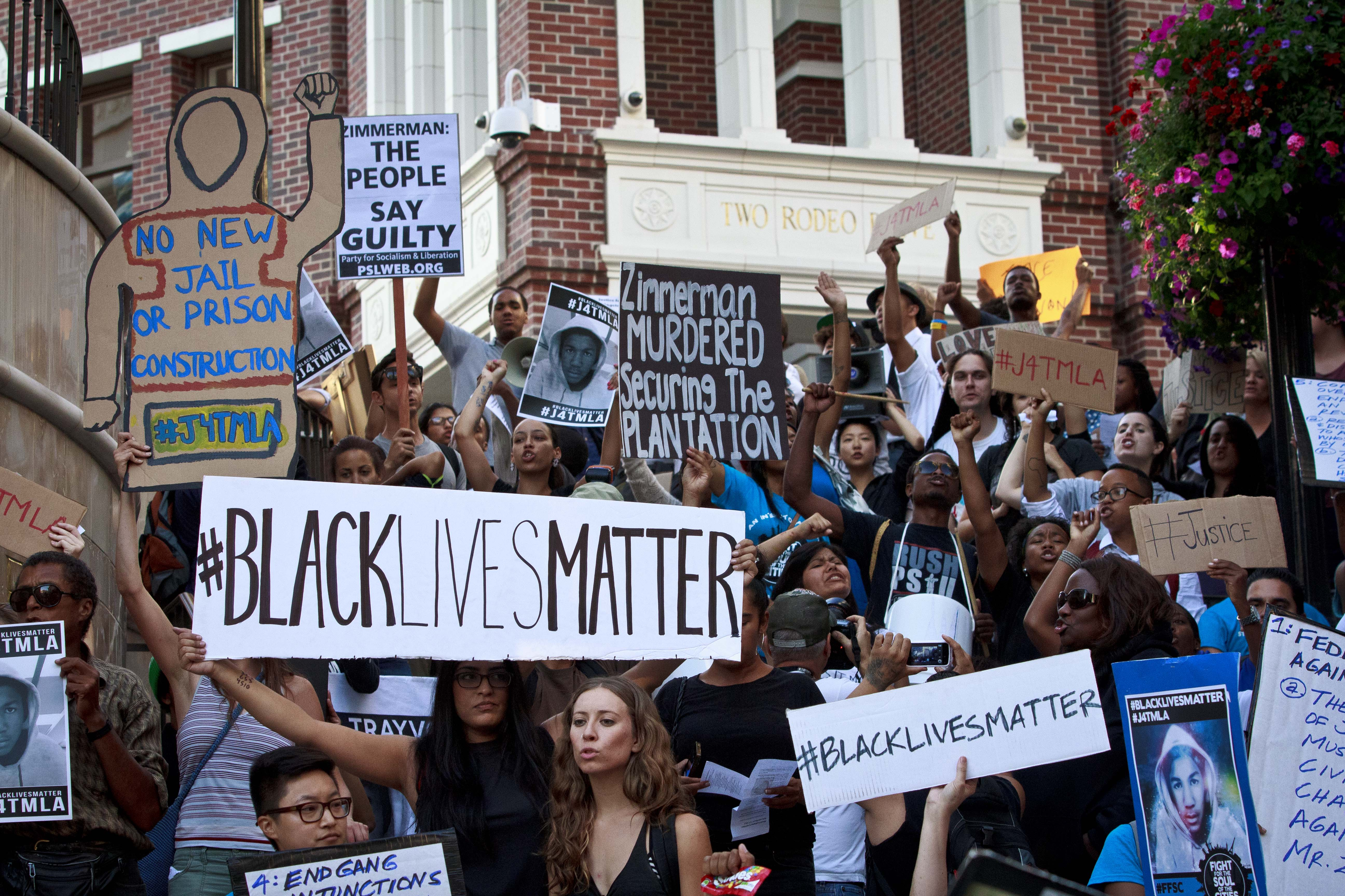 Black Lives Matter -- But the Movement Is Flawed | Jewish ...