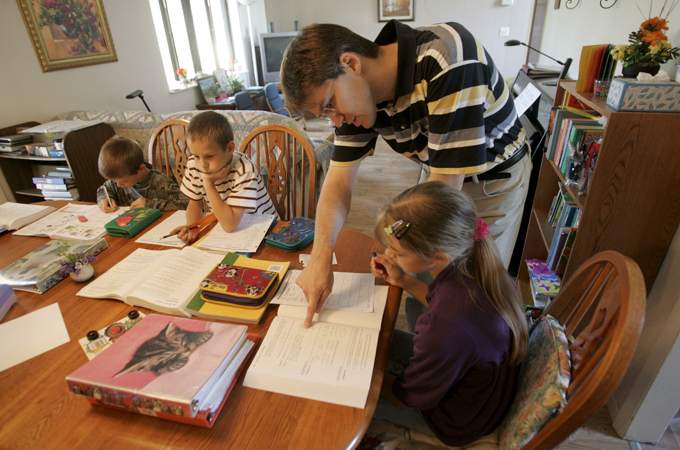 Poll: 40% of Families More Likely to Homeschool When Pandemic Ends…