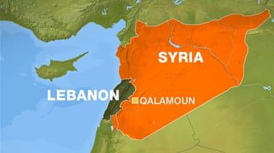 Fighting rages along Syria's Lebanon border | News | Al ...