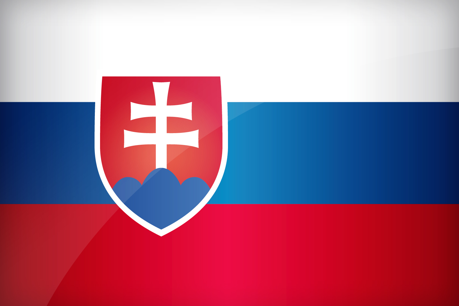 Flag Slovakia | Download the National Slovak flag
