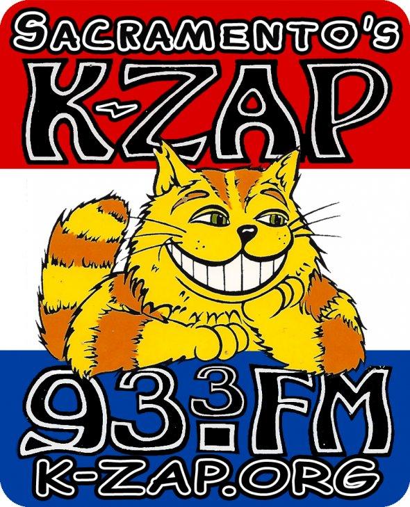 KZAP logo