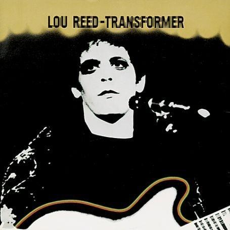 Lou Reed: Transformer Album Cover Parodies