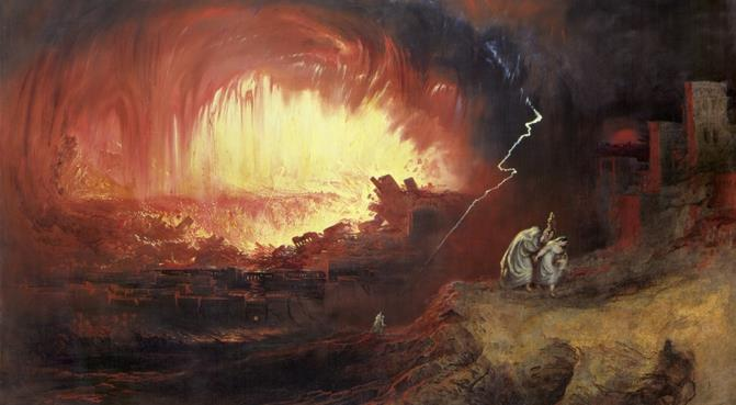 The Wrath of the Gods: Sodom and Gomorrah | Ancient Origins