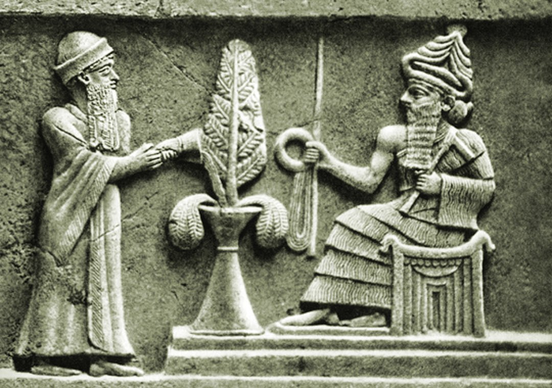 Mighty Enlil Of The Sumerian Pantheon Of Gods | Ancient Pages