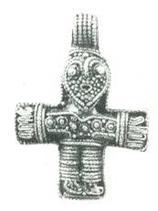 Birka crucifix
