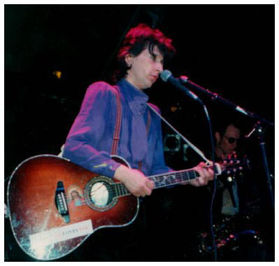 Johnny Thunders - Live at The Marquee, London, England - Late 1980's