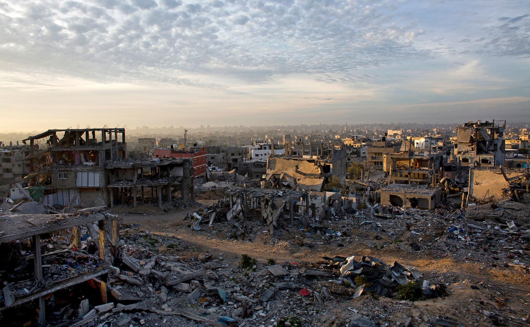 Half a year after devastating war, life in Gaza seems worse than ever. - Post - Arab America