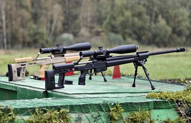 Russian National Guard may order Orsis T-5000 high-precision sniper ...