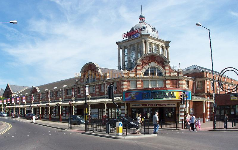 Theatres and Halls in Southend-on-Sea, and Westcliff-on ...