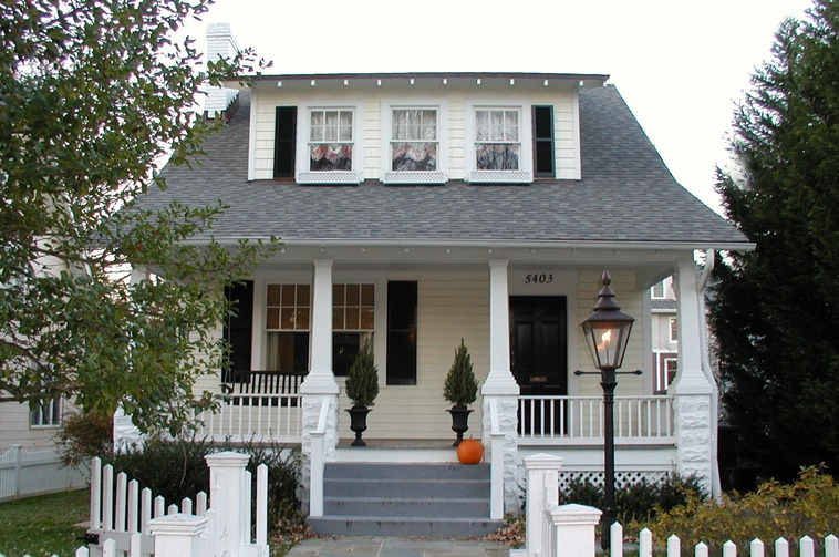 American Bungalow Style Houses Facts and History | Guide ...