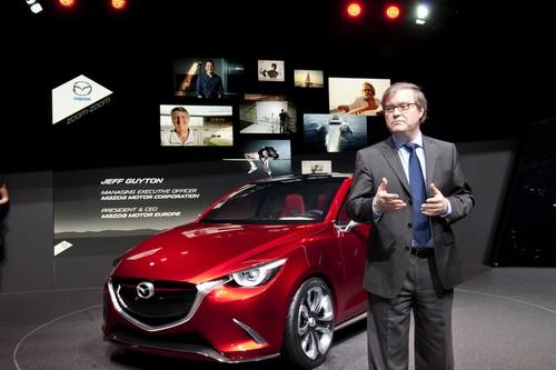 Jeff Guyton mazda europe - Mazda on course to beat Europe sales target in 2014