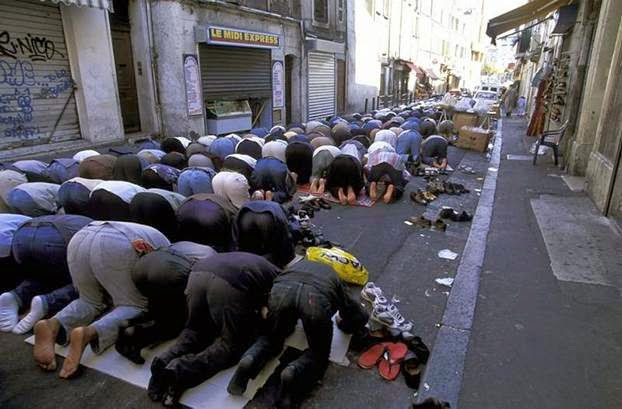French Govt Closed Two Radical Mosques, Put 63 More Under Surveillance…
