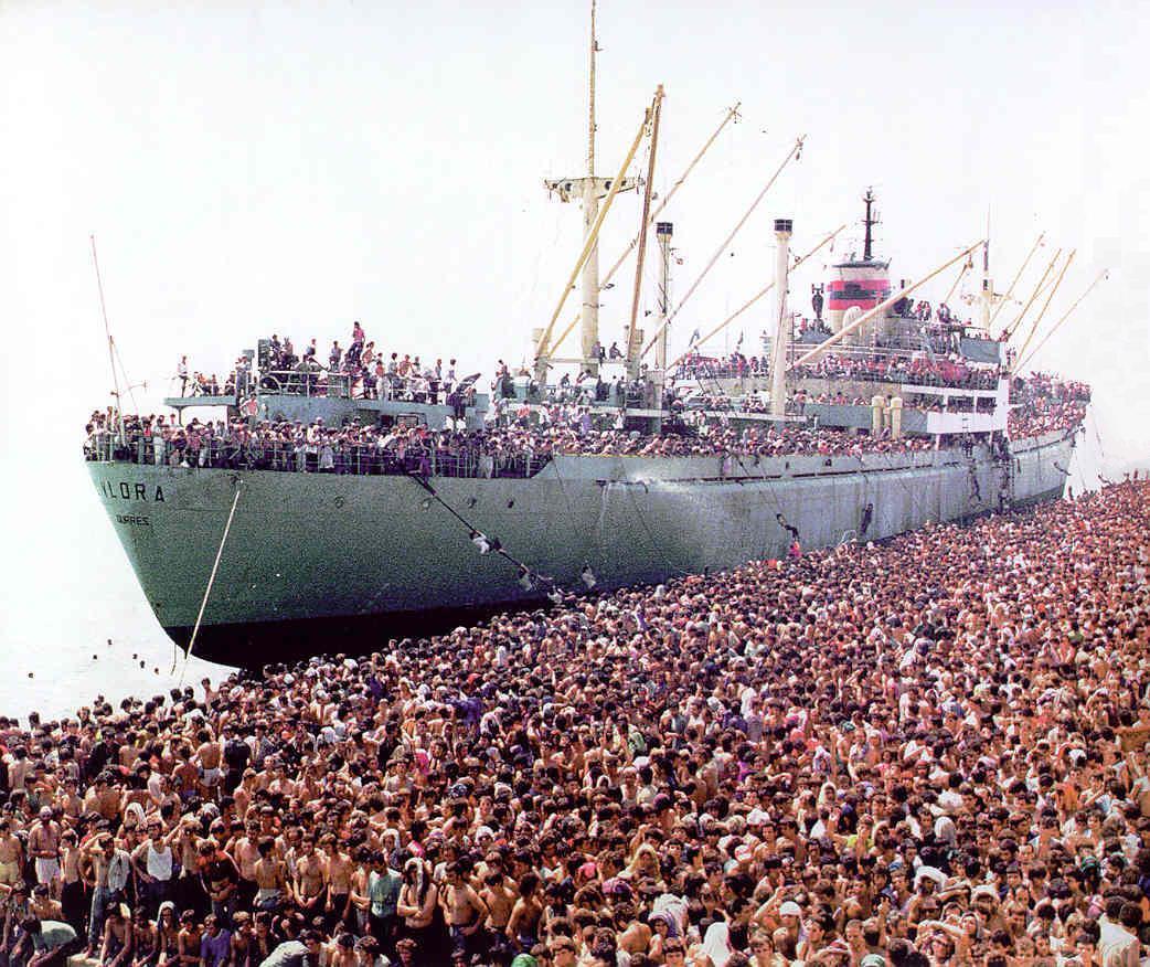 L'IMMIGRAZIONE E DEMIGRAZIONE | Basta Italia