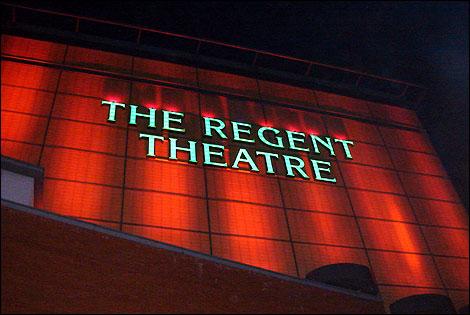 BBC - Stoke & Staffordshire - Places - Photo history of Regent Theatre