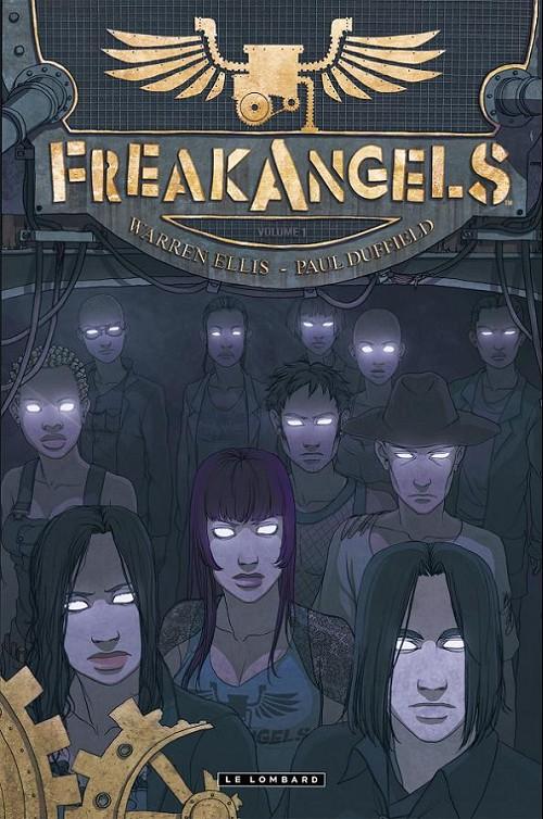 Couverture de FreakAngels (Lombard) -1- Volume 1