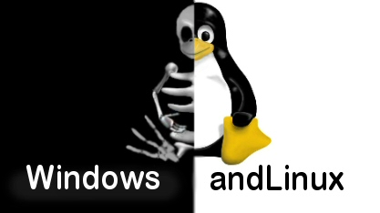 andLinux – Try Linux directly under Windows