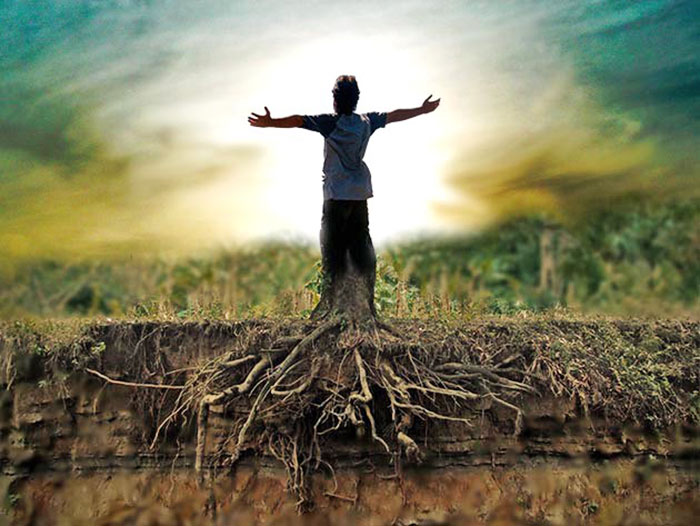 Grounding - The Gift of Being in Your Body