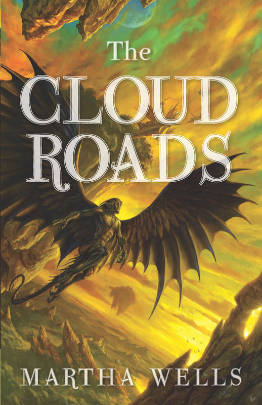 """The Cloud Roads"" rezensiert in der Bibliotheka Phantastika"