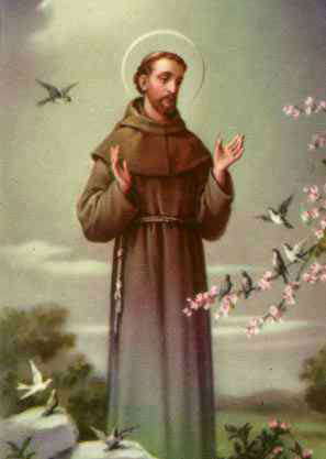 St Francis of Assisi Biography | Biography Online