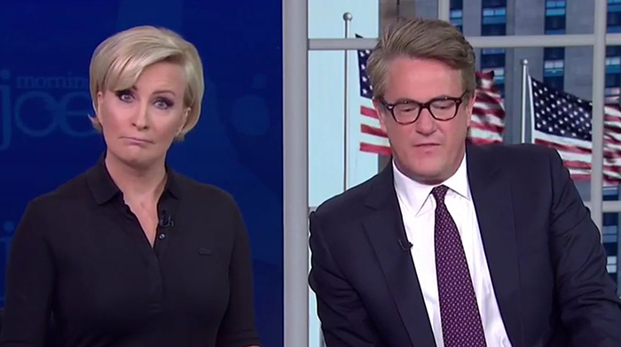 Lovers' spat? Joe Scarborough snaps at Mika on air for being 'snotty' and 'rude' | Conservative ...