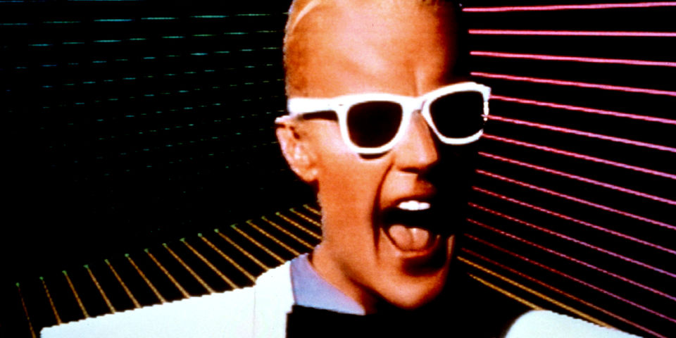 Max Headroom 101: Who, What, When and Where? | SyfyWire