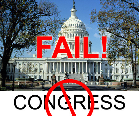 The Congress Fails At Life | The Sietch Blog