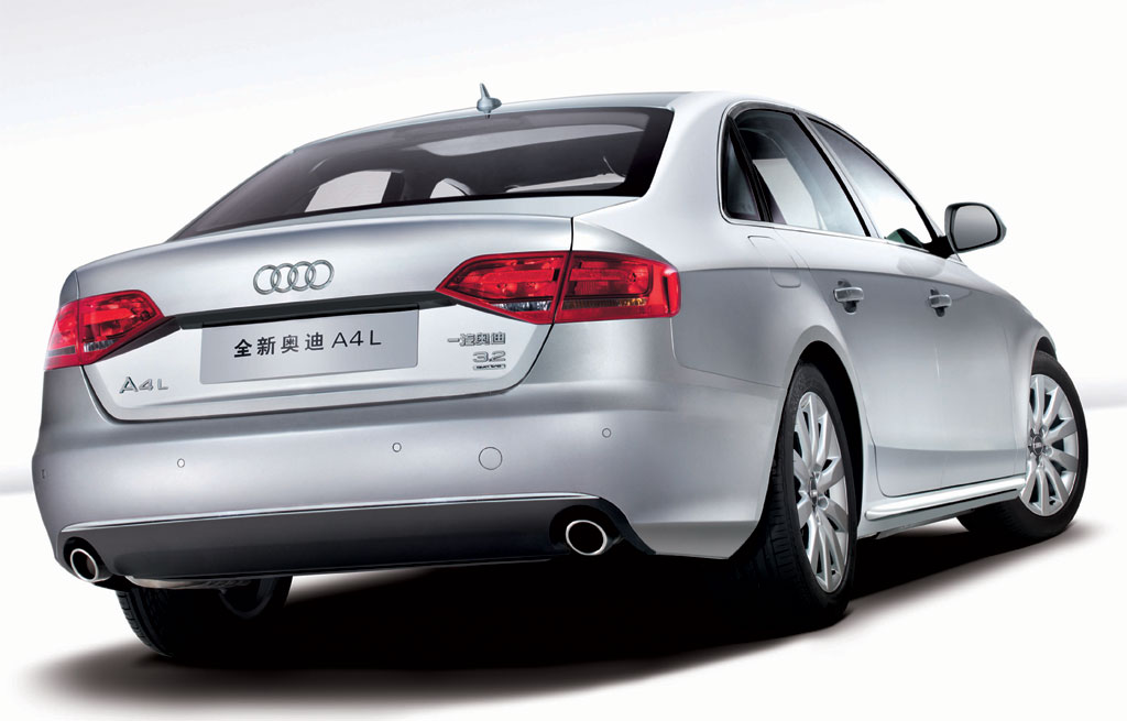 VW recalls Audi A4s in China over airbag software problem