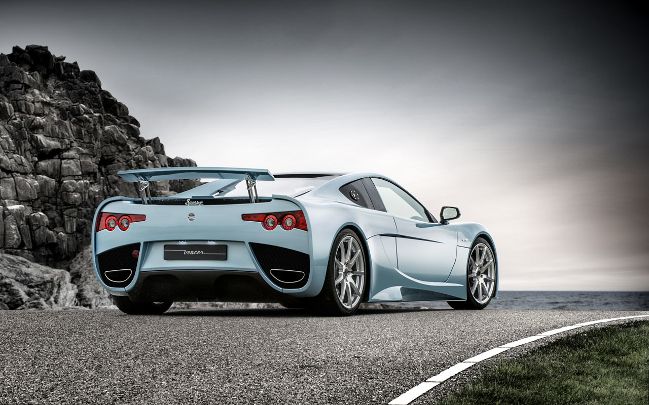 2015 Vencer Sarthe - production version from the Netherlands order book open
