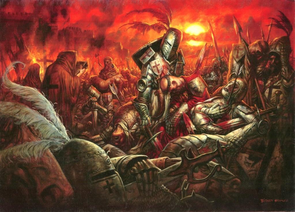 Religious Crusades & Religion - Really Religion?