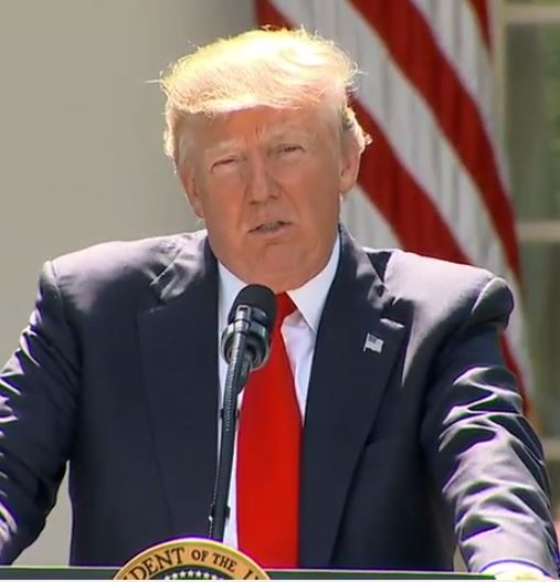 Paris Accord: Trump's brilliant speech explaining why we're out of it