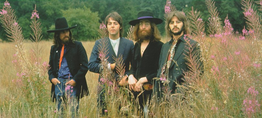 August 22, 1969: The Beatles' Final Photo Shoot | Brain ...