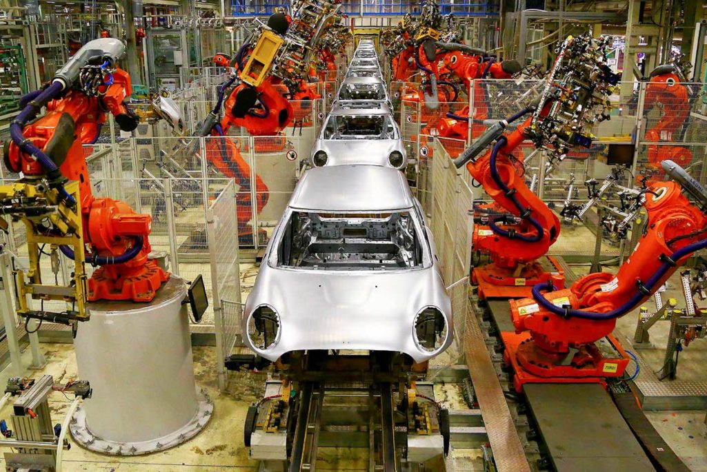 Are Robots 'Stealing' Productivity from Humans? - Brink ...