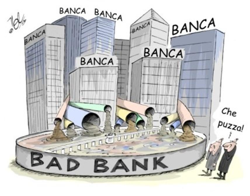 Report on the Italian Banking System: NPL, Bad Bank and M ...