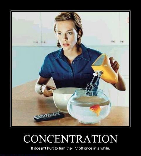 Concentration | Burn A Brain
