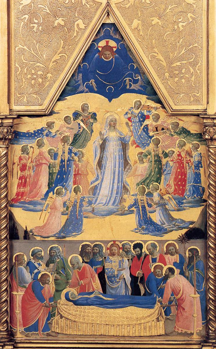 Solemnity of the Assumption of the Virgin Mary into Heaven ...