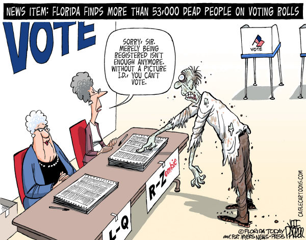 It's about Integrity: A defense of voter ID laws