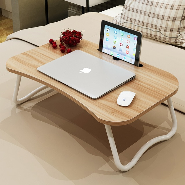 WORK IN COMFORT FROM YOUR BED WITH A BED DESK - CareHomeDecor