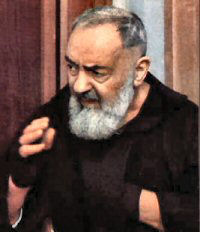 Memorial of St. Padre Pio - September 23, 2014 - Liturgical Calendar ...