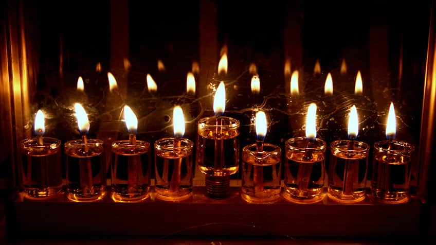 All about Hanukkah - the 8 night Jewish festival of lights ...