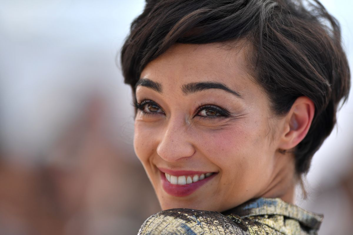 Den 36-år gammal, 165 cm lång Ruth Negga in 2018 photo
