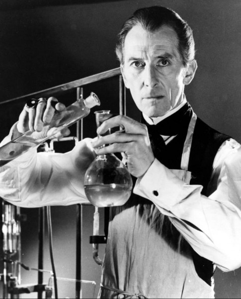 Peter Cushing: A Centenary Celebration » The Cinema Museum, London