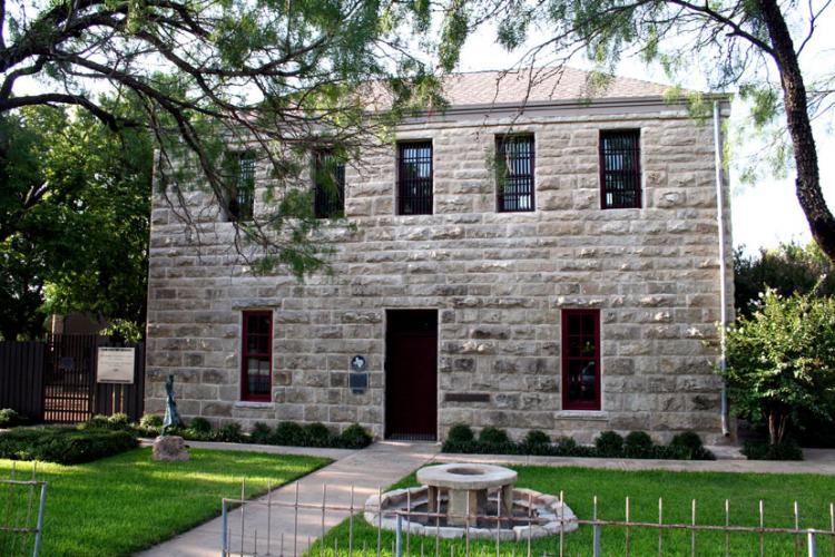 Old Jail Art Center - Albany, Texas