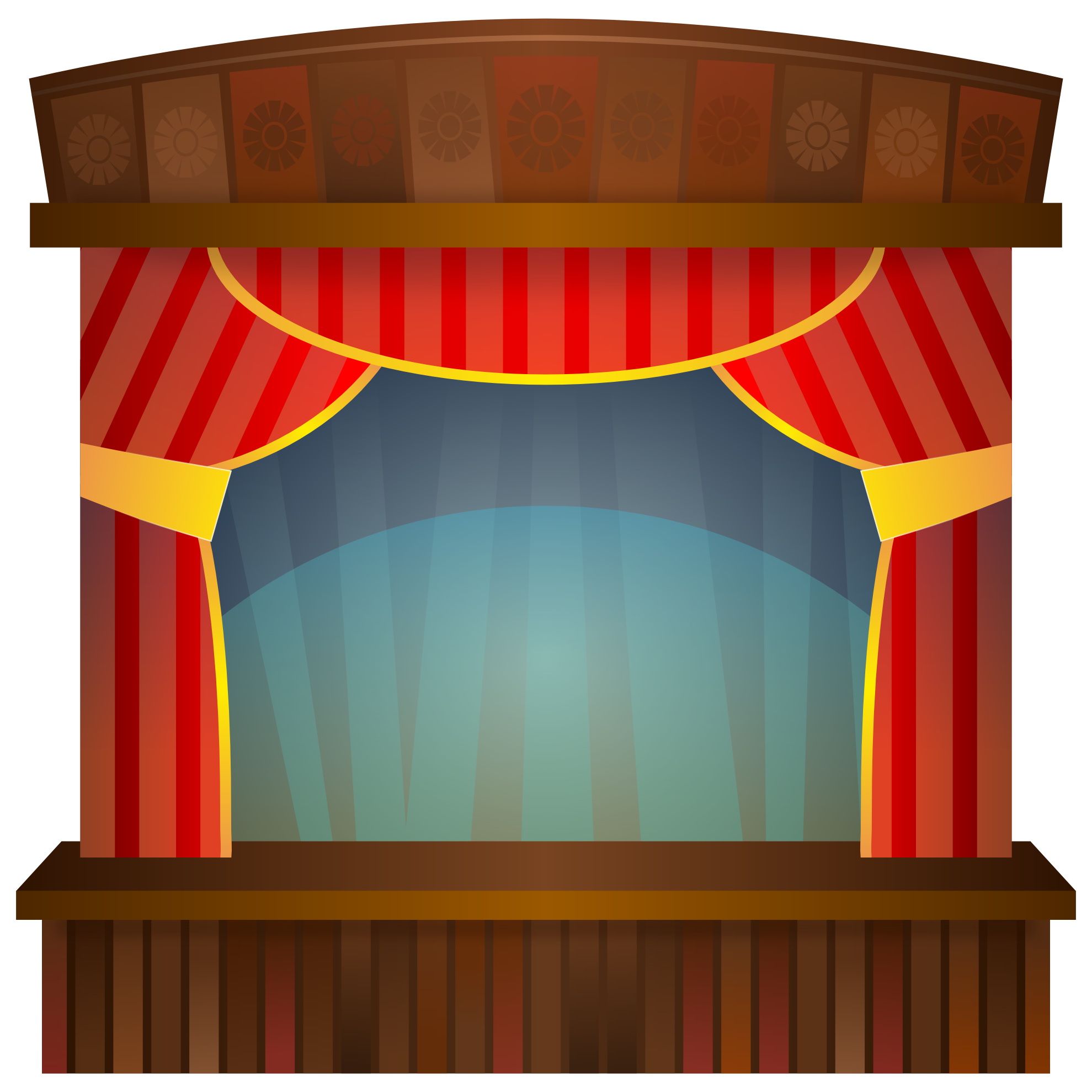 Theater Stage Clipart Clipartistnet clip art stage