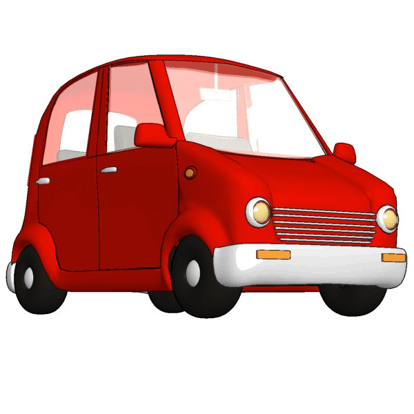 Funny Car Clipart - ClipArt Best