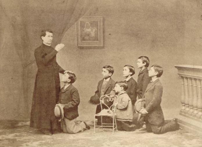Saint John Bosco, Confessor