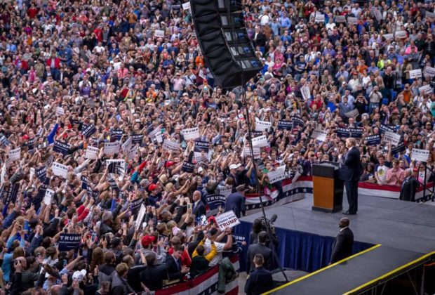 President Trump to Hold Rally in Melbourne Florida 02-18 ...